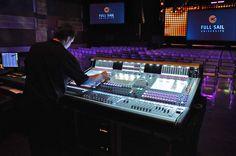 Audio Engineering @ Full Sail University
