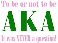 NEVER EVER. My heart belongs to AKA!