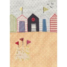 i'm looking to do some beach huts...like these