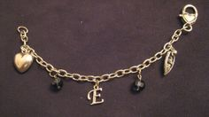 Twilight Saga Inspired Edward bracelet by martinmartinjewelry, $20.00