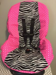 A personal favorite from my Etsy shop https://www.etsy.com/listing/485305997/ready-to-ship-neon-pink-zebra-animal