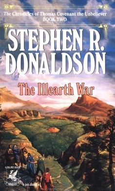 """FREE BOOK """"The Illearth War by Stephen R. Donaldson""""  flibusta torrent ebay tablet authors format download look"""