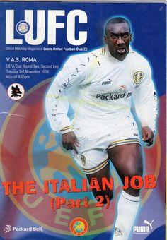 Leeds United Football, The Italian Job, Those Were The Days, Peacocks, Kicks, Europe, The Unit, Club, Baseball Cards