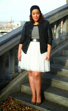 Plus Size Fashion - Inside Allie's World: Inside Allies World for People Style Watch