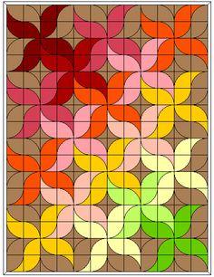 Kona Cotton Bright Rainbow Half Stack Ten Squares 24 10-inch Squares Robert Kaufman HE-115-24