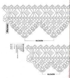 MIS FAVORITOS DE LA WEB PUNTILLAS AL CROCHET - Isabel Cristina Mejia - Picasa Web Albums
