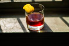 Old Grampian: An unusual mix of two Scotches—meaty blended Blank Note and the high-end Islay single-malt Lagavulin 12-year-old—this riff on the Old Fashioned can be found at the renewed iteration of San Francisco's Tosca Café.