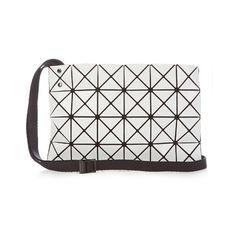 9e0c09daace54 Bao Bao Issey Miyake Lucent Basic cross-body bag ( 337) ❤ liked on