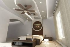 modern ceiling design for bed room 2015 - Google Search Modern Ceiling, Ceiling Design, Bathroom Lighting, Mirror, Bed Room, Interior, Furniture, 1, Home Decor