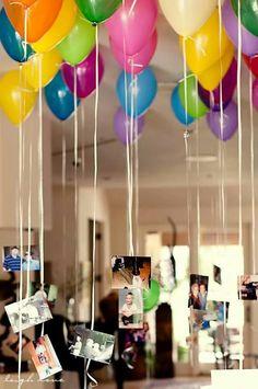 ▷ 10 tolle Ideen für eine unvergessliche Abschiedsparty - Todo Lo Que Necesitas Saber Para La Fiesta Grad Parties, Birthday Parties, 50th Birthday, Girl Birthday, Birthday Morning, Unicorn Birthday, Birthday Ideas, Balloon Pictures, Hang Pictures