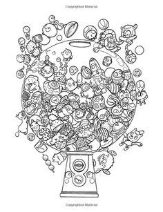 Антистресс раскраски для взрослых. Арт-терапия