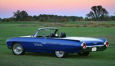 "1963 Thunderbird | 1963 Thunderbird ""Kingbird"" Owners: Tom and Marion King"