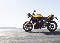 Triumph Speed ​​94 And 94 R 2015 Special Edition 1