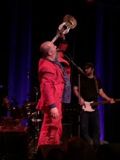 Shinyribs with The O's. The Kessler, Dallas, TX. January 31, 2015.