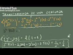 Transformada de laplace de una derivada Chalkboard Quotes, Art Quotes, Laplace Transform, Solving Equations, Studio