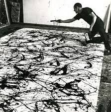 Image result for jackson pollock painting