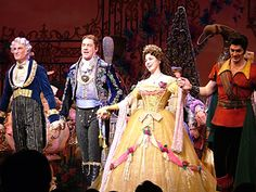 """Broadway """"Beauty and the Beast"""" - Curtain call Broadway Costumes, King Costume, Pantomime, Curtain Call, Movie Theater, Beauty And The Beast, Childrens Books, Musicals, Disney"""