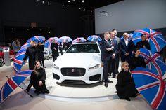 2015年4月1日,纽约国际车展正式拉开了帷幕。媒体日,各大厂家纷纷举行新车发表会,让我们一睹各厂新车风采。 - 北美新闻