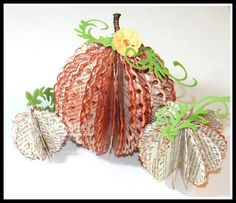 My CNY Mommy: Make a Halloween Pumpkin from Old Books Craft Project