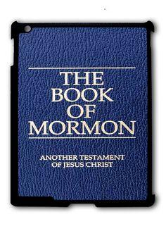 The Book of Mormon iPad 2 3 4, iPad Mini 1 2 3 , iPad Air 1 2