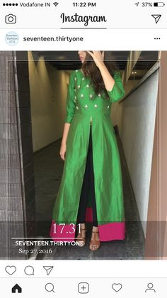 Salwar Designs, Blouse Designs, Indian Attire, Indian Wear, Saree Dress, I Dress, Indian Dresses, Indian Outfits, Ethnic Fashion