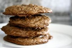 Puddle cookies - Broma Bakery Broma Bakery, Coffee Cake Muffins, Marble Cake, Thing 1, Chocolate Flavors, Cookie Decorating, Baked Goods, Cookies Et Biscuits, Sweet Treats