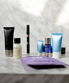 Here are the goods purchased from the latest Sephora loyalty card event! A melée of skincare and new makeup!