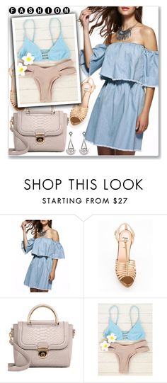 """""""#14"""" by lejla-7 ❤ liked on Polyvore featuring Fendi"""