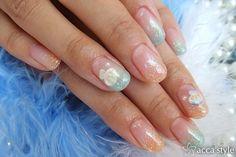 ★ ★ nail image of seashells