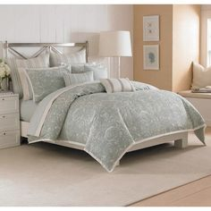Have to have it. Nautica Lambert's Cove Duvet Bedding Set $129.99