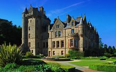 Belfast Castle. Belfast Northern Ireland!! One day I will visit where my grandma was from, Belfast!!