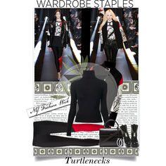 """Wardrobe Stables: Turtlenecks"" by katrina-byrd-jones on Polyvore"