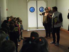 Visita escolar alumnos de segundo de infantil del Colegio San Braulio. 28/04/2014