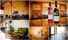 Tasting Room and Pilot Knob Wine Pictures