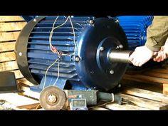 Permanent Magnet Generator  45kw 750rpm 50Hz  / 54kw 900rpm 60Hz