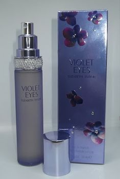 """Belswan: Eau de parfum """"Violet Eyes"""" de Elizabeth Taylor"""