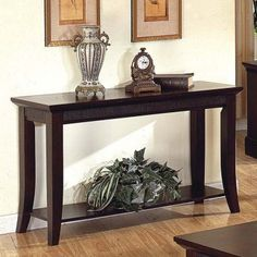 Sofa Side Table!