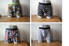 4 boxers voor de oudste kleinzoon