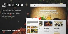 Download and review of Chicago - Restaurant, Cafe, Bar and Bistro Theme, one of the best Themeforest Entertainment themes {Download & review at|Review and download at} {|-> }http://best-wordpress-theme.net/chicago-restaurant-cafe-bar-bistro-download-review/
