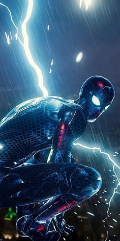 Top Iron Spiderman Wallpapers - Homecoming, Into the Spider-Verse - Update Freak Marvel Comics, Marvel Comic Universe, Marvel Art, Marvel Heroes, Marvel Cinematic Universe, Marvel Avengers, Spiderman Art, Amazing Spiderman, Parker Spiderman