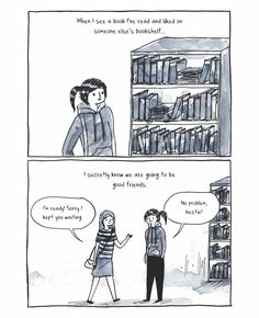 Discovering she's an introvert inspired Debbie Tung to start drawing comics about her quiet, sensitive temperament.