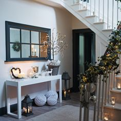 Christmas Decorations > Large Prelit Tree from The White Company