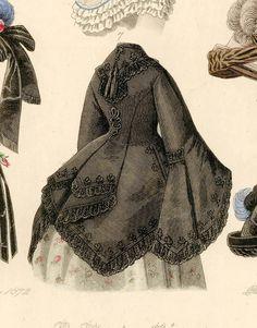 1872 bustle