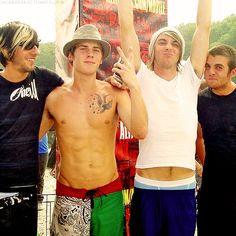 Let's all just take a minute to appreciate Zack's stomach