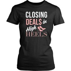 Closing Deals in High Heels
