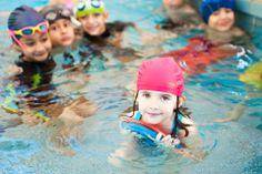 Smile beautiful lady... #SwimmingLessons