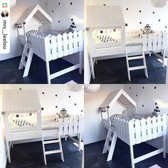 Was für ein wundervolles Kinderparadies! Wir freuen uns dass eine unserer good moods Lichterketten dieses hübsche Kinderbett zieren darf! Lieben Dank @mrs__leelou! #goodmoods #lichterkette #stringlights #kids #kidsroom #interior #design #instamood #interiordesign #lights #hausbett #good__moods #bed #bedroom #kidsbedroom #roominspo