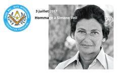 Hommage à Simone Veil - 3 juillet 2017- communiqué de la Fédération française du DROIT HUMAIN