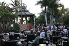 Tiffany Terrace with our guests enjoying the night  #Tenerife #hotel #CostaAdeje #hotellujo