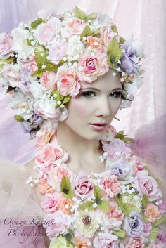Flower and Tulle collection